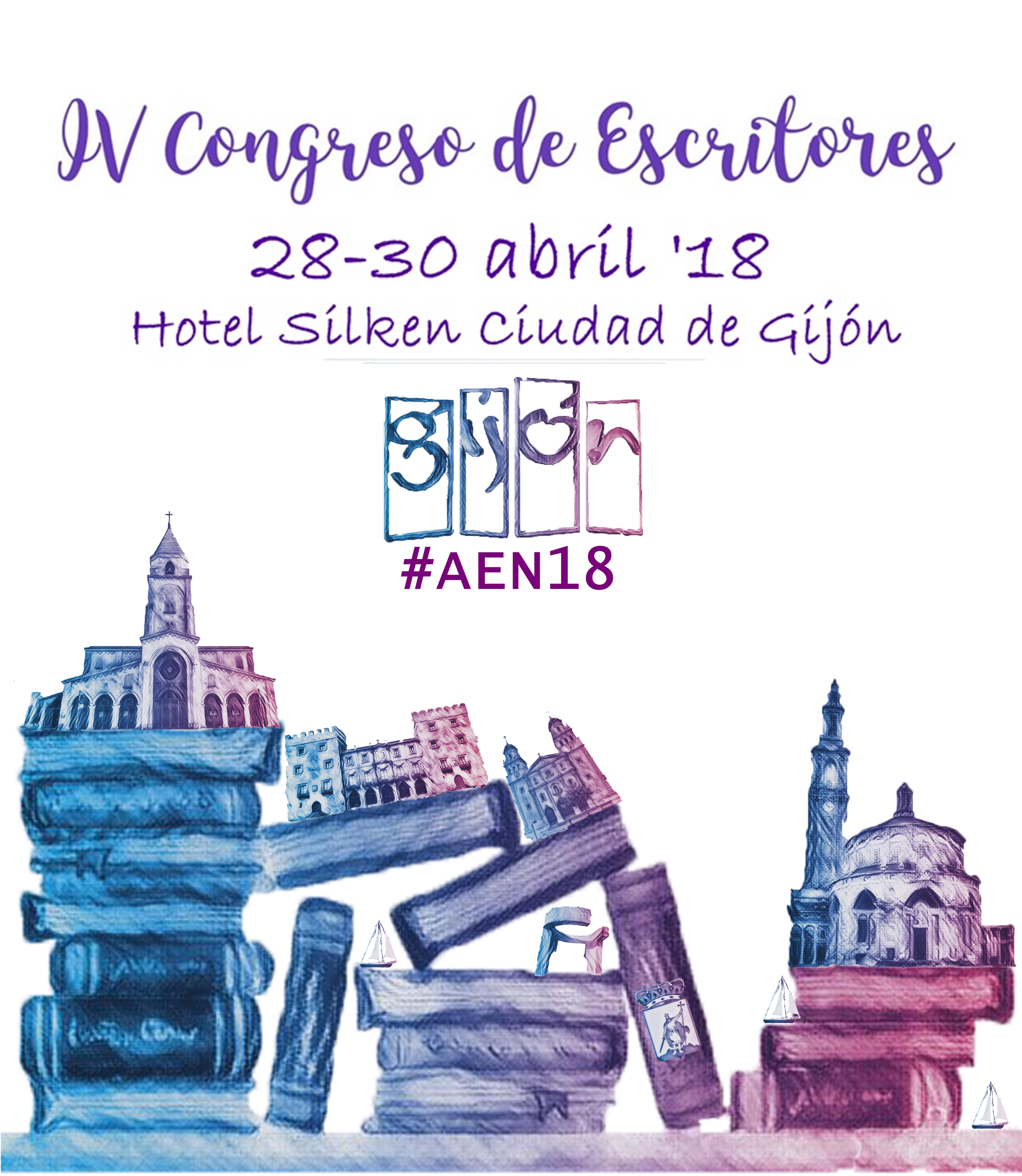 IV Congreso de Escritores- Abril 2018- Gijón