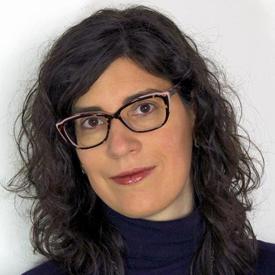 Mireia-Sainz. Caligrama. IV Congreso de Escritores. AEN